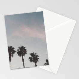 Vegas Palm Trees Stationery Cards