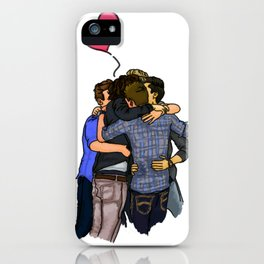 Ot5 Hug iPhone Case