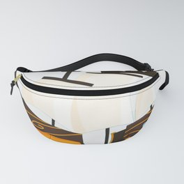 Pirate caravel Fanny Pack