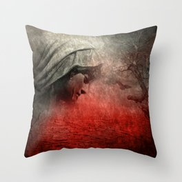 forgotten in time -3- Throw Pillow