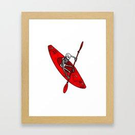 Floatin' Forever (no text) Framed Art Print