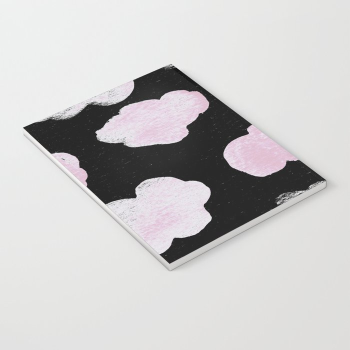 Pink Clouds Notebook