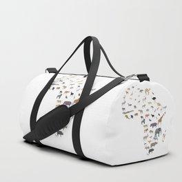 Wild Africa Duffle Bag