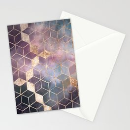 Petrol in a Rain Puddle Stationery Cards