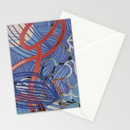 Oscillation Variation Stationery Cards