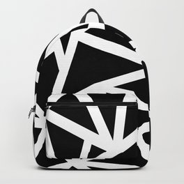 Ab Outline Thicker Black Backpack