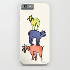 3 Billy Goats Up Slim Case iPhone 6