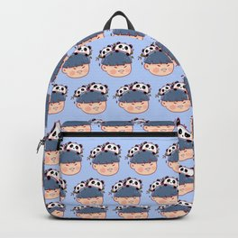 Panda Boy Backpack