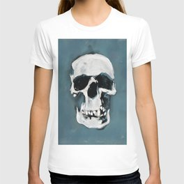 The Sherlock Skull T-shirt