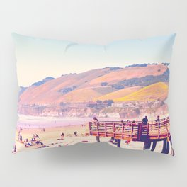 I Like California Beaches, Do You? Pillow Sham