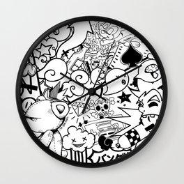 no more tea parties.... Wall Clock