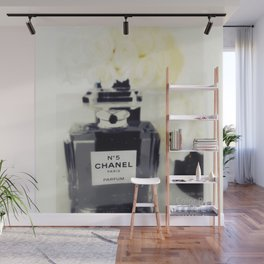 Black and White Coco Wall Mural