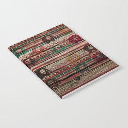 Elephant Wood Notebook