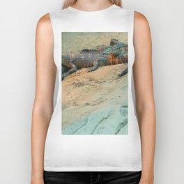 Gator's In The Sun Biker Tank