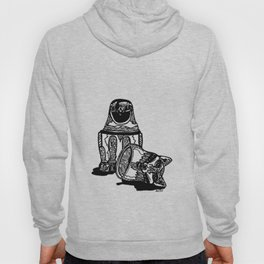 The Wolf and The Quail Hoody