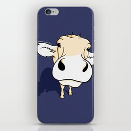 your friend 'Cow' iPhone Skin