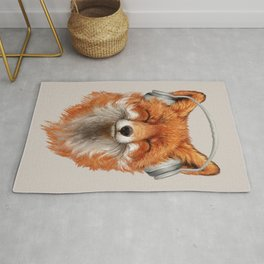 The Musical Fox Rug