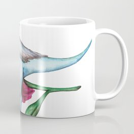 L is for Leaellynasaura and Lilly Coffee Mug