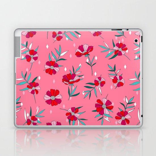 Pink Summer Laptop & iPad Skin