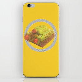 TANKE iPhone Skin