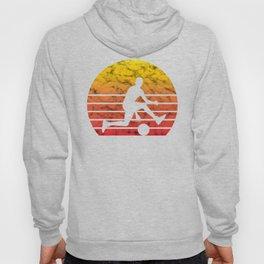 Basketball Player Fan Retro Vintage Love Gift Hoody