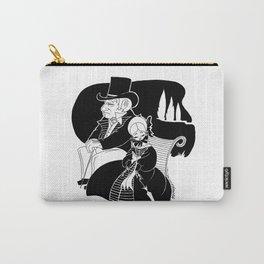 M. Leblanc et Mlle. Lanoire Carry-All Pouch