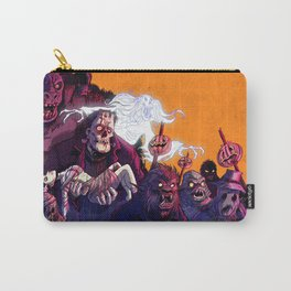 HALLOWEEN PARADE Carry-All Pouch