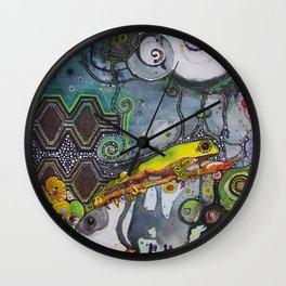 Cocoi Libre Wall Clock