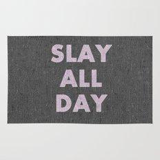 SLAY ALL DAY Rug