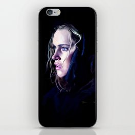 Clarke Griffin - The 100 iPhone Skin