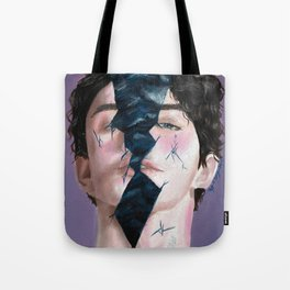 A different kind of pain Tote Bag
