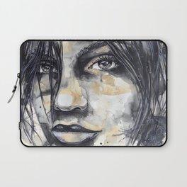 Odette by carographic, Carolyn Mielke Laptop Sleeve