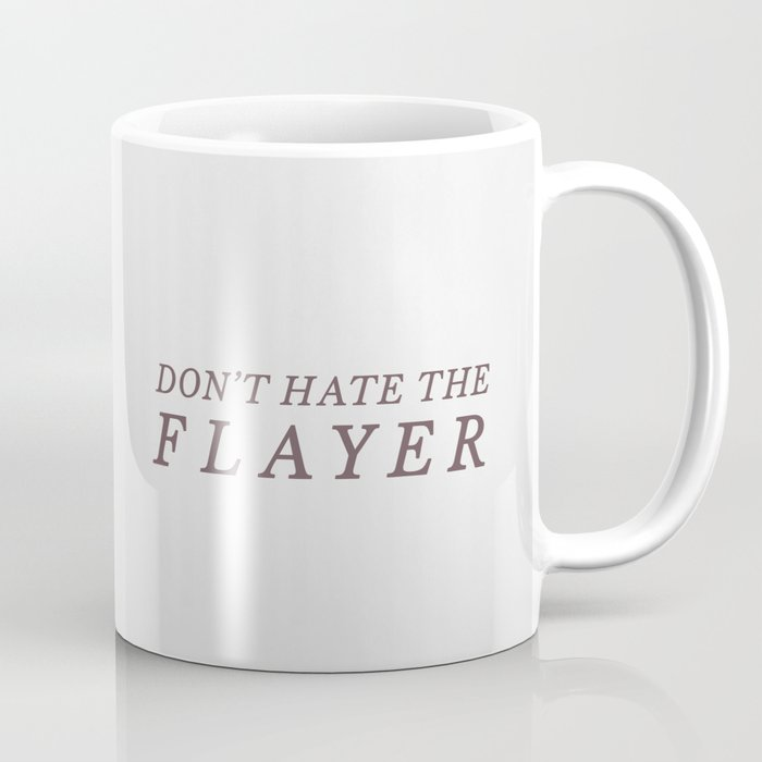 Mind Flayer (Typography) Coffee Mug