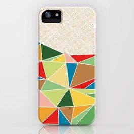 Triangle Heap iPhone Case