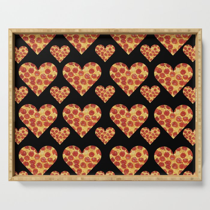 Pizza My Heart Serving Tray