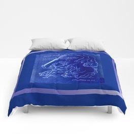 Warrior Girl 5 With Heavenly Host Comforters