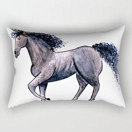 Moody Mare Rectangular Pillow