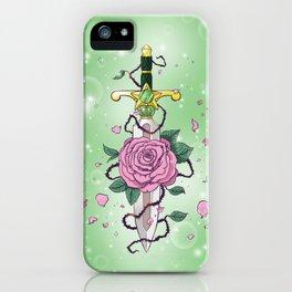 Sailor Jupiter Wand Dagger | Jupiter Power Make Up iPhone Case