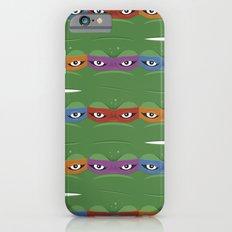 Teenage Mutant Ninja Turtles - TMNT iPhone 6s Slim Case