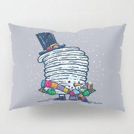 Captain Snowcake Pillow Sham