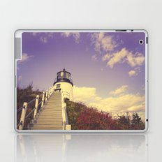 Maine Coast Lighthouse Laptop & iPad Skin
