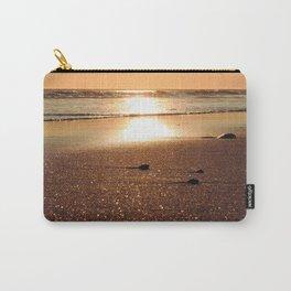 Sunset at Narragansett Beach Carry-All Pouch