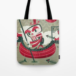 Calaverita Tote Bag