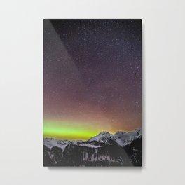 Elfin Lakes Metal Print