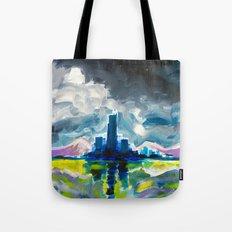 Majestic Midnight  Tote Bag