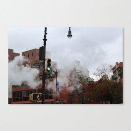 Waverly Place Canvas Print