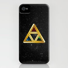 The Tri[llusion] Force iPhone (4, 4s) Slim Case