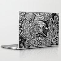 prometheus Laptop & iPad Skins featuring Prometheus by Walid Aziz