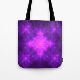 Sacred Energy Orbs Tote Bag