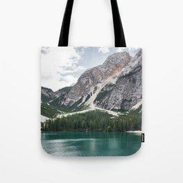 Mountain Adventures Tote Bag